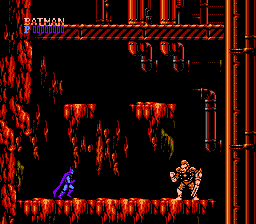 Batman NES Boss Battle 3