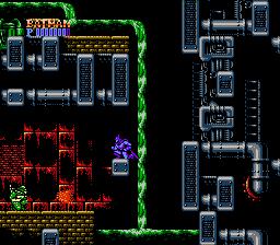 Batman NES Stage 3-2