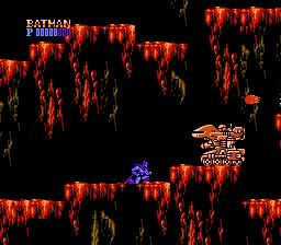 Batman NES Stage 3-3