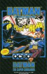 Batman The Caped Crusader C64 Box