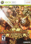 Battle Fantasia Xbox 360 Box