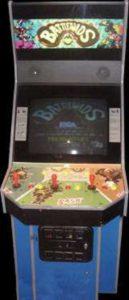 Battletoads Arcade Cabinet