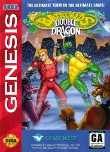 Battletoads Double Dragon Box