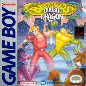 Battletoads Double Dragon GB Box