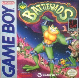 Battletoads GB Box
