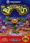 Battletoads Genesis Box