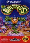Battletoads Genesis Box