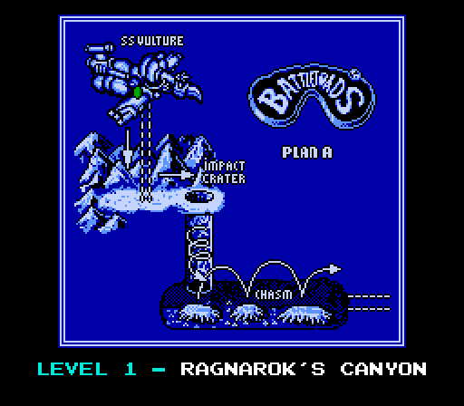 Battletoads - Level 1 Ragnarok's Canyon
