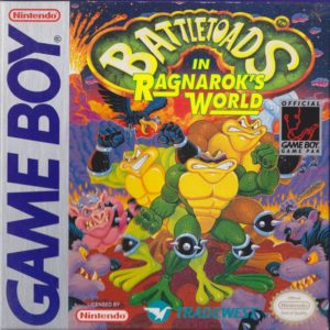 Battletoads in Ragnarok's World Box