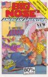 Big Nose's American Adventure ZX Spectrum Box