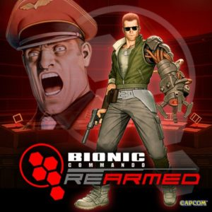 Bionic Commando Rearmed Box