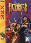 BlackThorne Sega 32X Box
