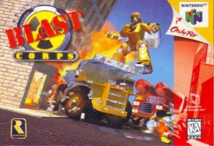 Blast Corps Box