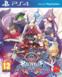 BlazBlue - Central Fiction European PS4 Box