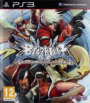 BlazBlue - Continuum Shift European PS3 Box