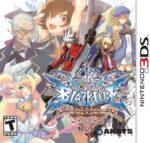BlazBlue - Continuum Shift II 3DS Box