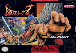 Breath of Fire Box