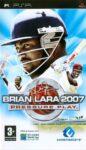 Brian Lara 2007 Pressure Play PSP Box