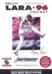 Brian Lara Cricket '96 Mega Drive Box