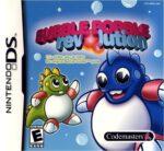 Bubble Bobble Revolution DS Box