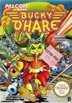 Bucky O'Hare European NES Box