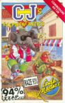 CJ's Elephant Antics C64 Box