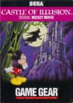 Castle of Illusion starring Mickey Mouse Game Gear Box