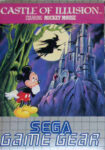 Castle of Illusion starring Mickey Mouse Game Gear European Box