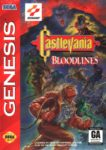 Castlevania Bloodlines Box
