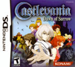 Castlevania Dawn of Sorrow Box