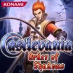 Castlevania Order of Shadows Box