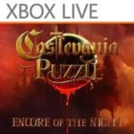 Castlevania Puzzle Encore of the Night Box