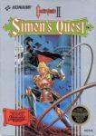 Castlevania Simon's Quest Box