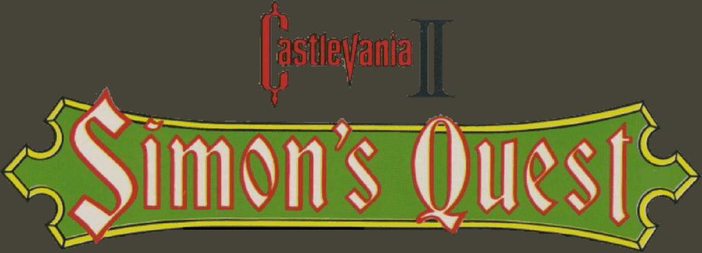 Castlevania Simon's Quest Logo