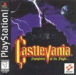 Castlevania - Symphony of the Night Box