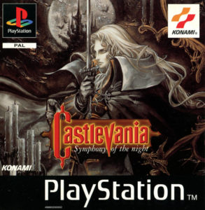 Castlevania - Symphony of the Night European Box