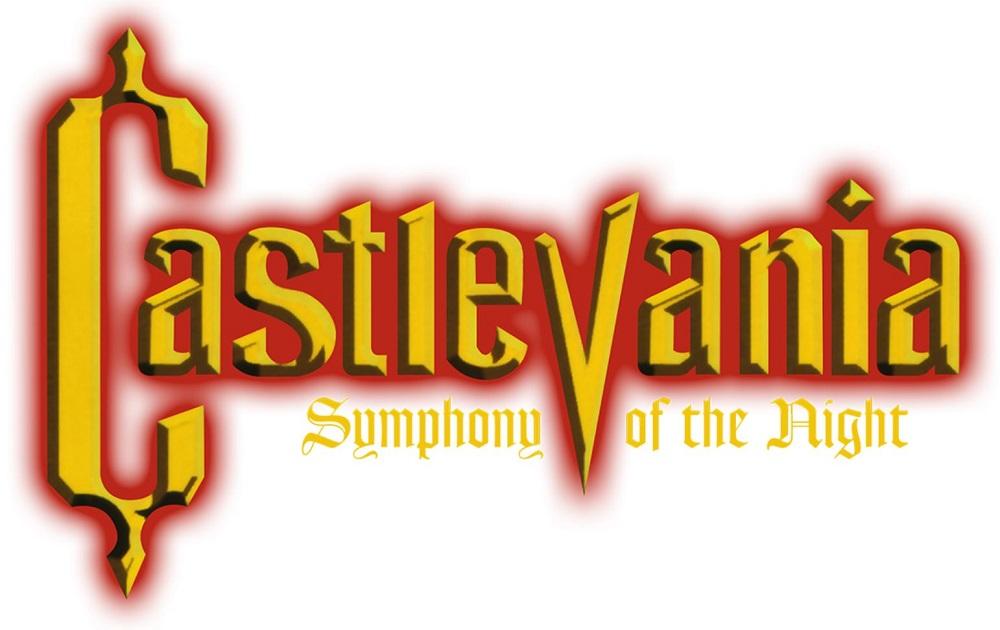 Castlevania - Symphony of the Night Logo