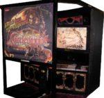 Castlevania The Arcade Cabinet