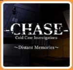 Chase - Cold Case Investigations - Distant Memories 3DS Box