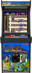 China Gate Arcade Cabinet