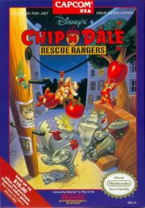 Chip 'n Dale Rescue Rangers Box