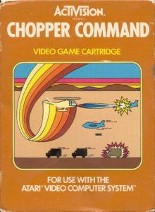 Chopper Command Box