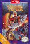 Code Name - Viper NES Box