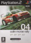 Colin McRae Rally 04 PS2 Box