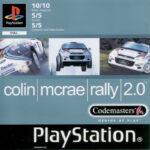 Colin McRae Rally 2.0 PS Box