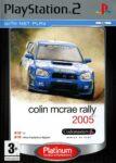 Colin McRae Rally 2005 PS2 Box