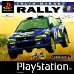 Colin McRae Rally PS Box
