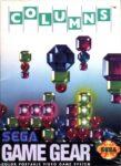Columns Game Gear Box