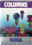 Columns Game Gear European Box