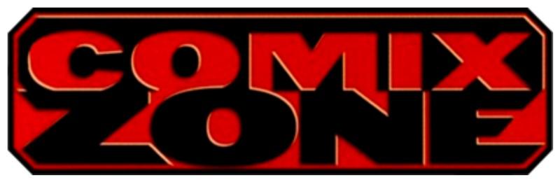 Comix Zone Logo
